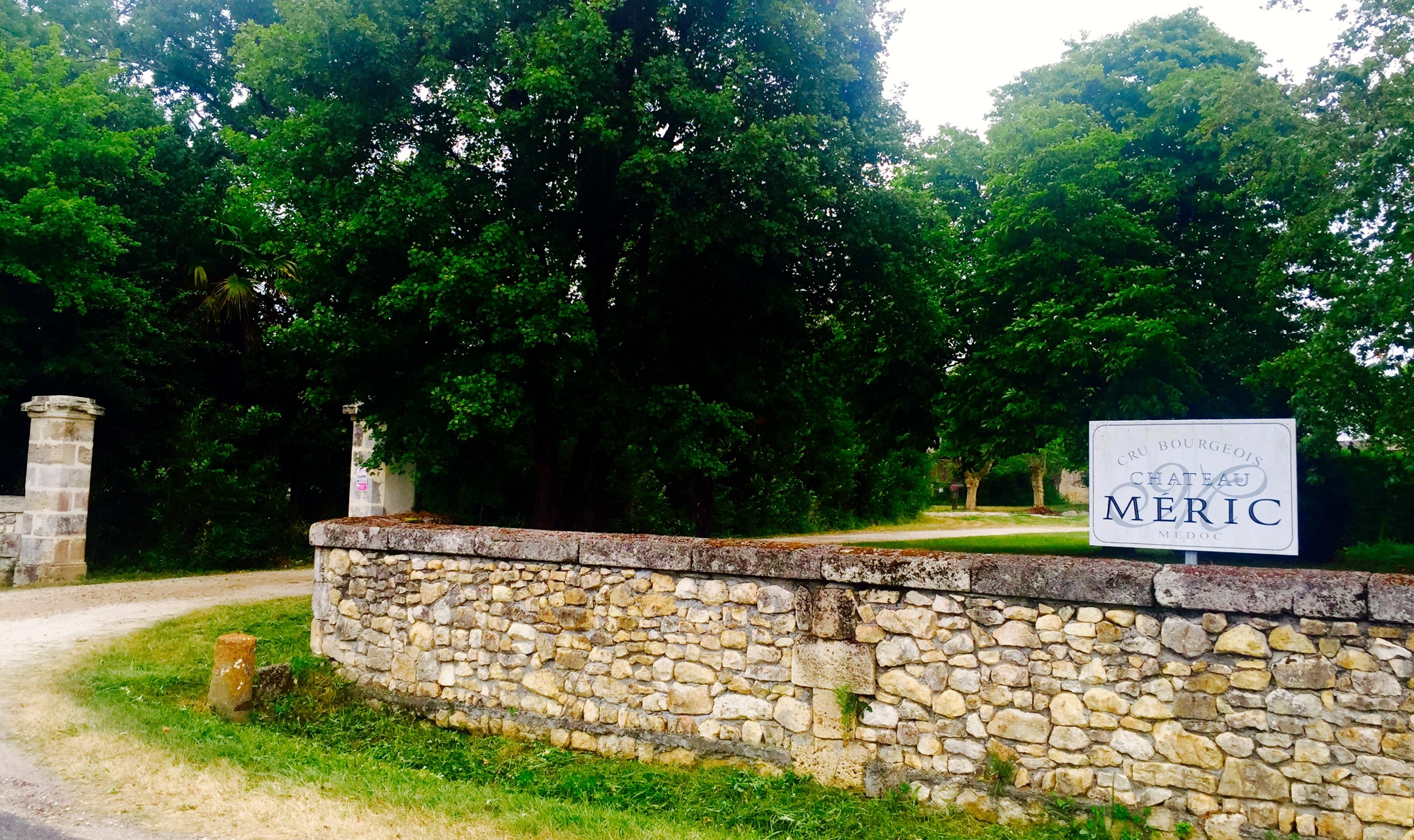 Chateau Meric…Een bordeaux met een intrigerend verleden