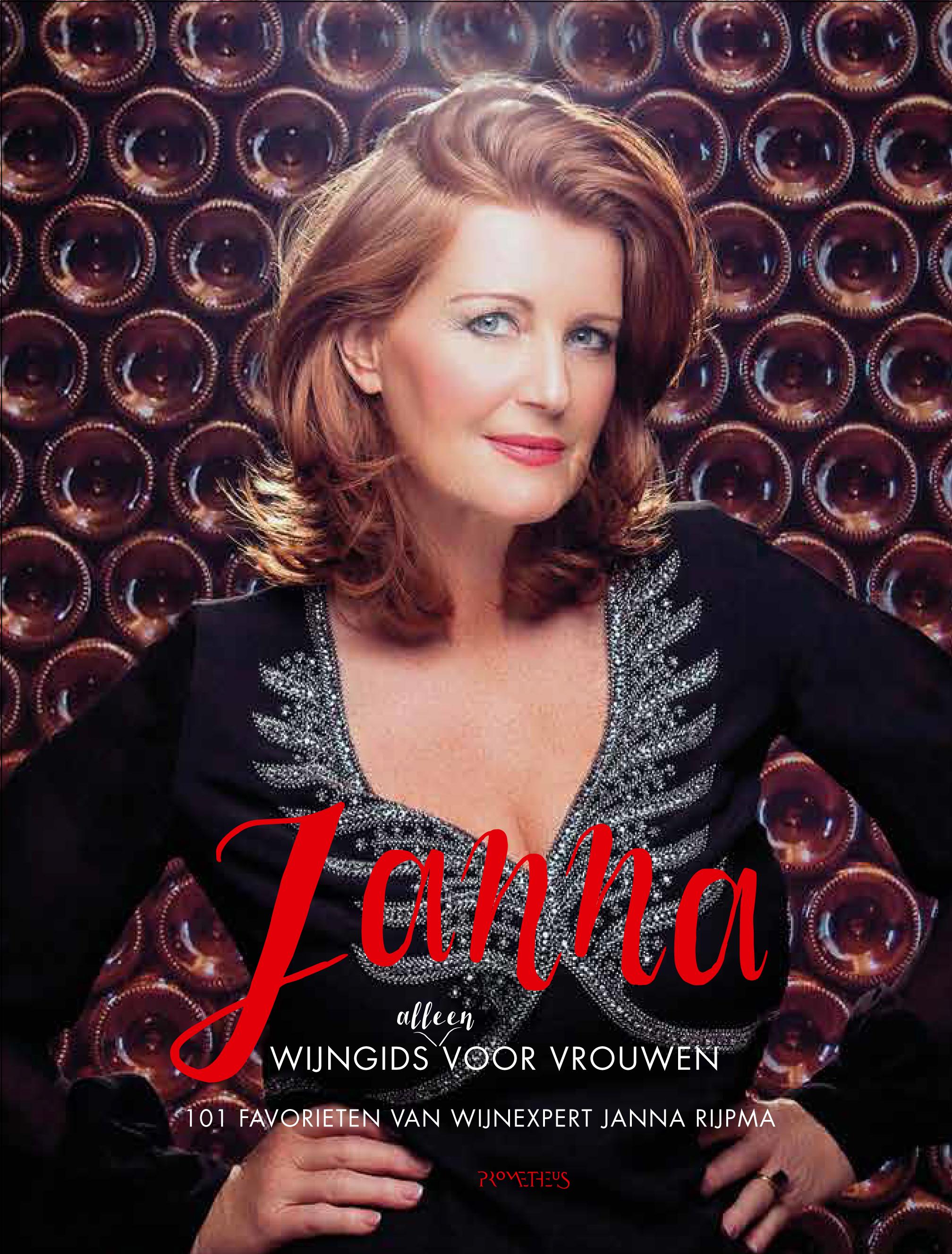 JANNA, de wijngids (alleen) voor vrouwen